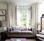Декоративные ткани для штор в гостиной — как выбрать?