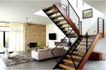 Какая лестница нужна для дома? Металл или дерево?